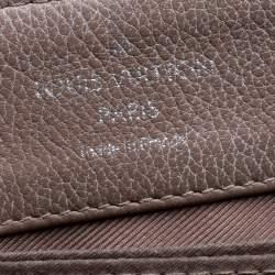 حقيبة لوي فيتون لوكمي II جلد بنية