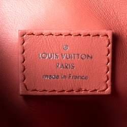 Louis Vuitton Multicolor Coated Canvas Jeff Koons Da Vinci Collection PM Backpack