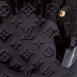 Louis Vuitton Amarante Monogram Vernis Montaigne BB Bag