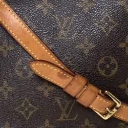 Louis Vuitton Monogram Canvas Musette Tango Bag