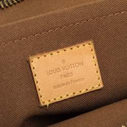 Louis Vuitton Monogram Canvas Riveting Bag