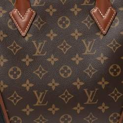 Louis Vuitton Monogram Canvas and Orfevre Leather W PM Bag