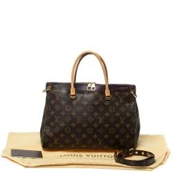 Louis Vuitton Monogram Canvas Pallas Bag