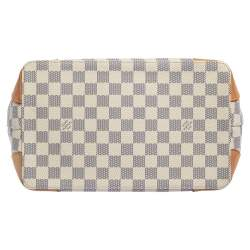Louis Vuitton Damier Azur Canvas Hampstead PM Bag