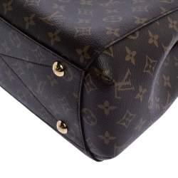 Louis Vuitton Monogram Canvas Montaigne MM Bag