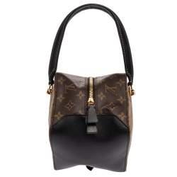 Louis Vuitton Reverse Monogram Canvas Square Bag
