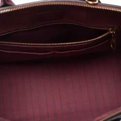 Louis Vuitton Aurore Monogram Empreinte Leather Pont Neuf MM Bag