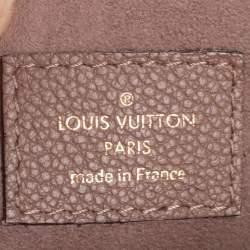 Louis Vuitton Bronze Monogram Empreinte Leather St Germain MM Bag