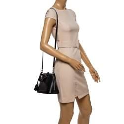 Louis Vuitton Black Epi Leather Alma BB Bag