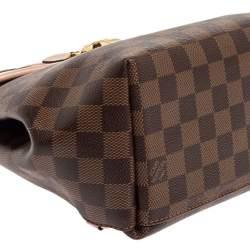 """حقيبة ظهر لوي فيتون """"كلابتون"""" كانفاس دامييه إيبني ماجنوليا"""