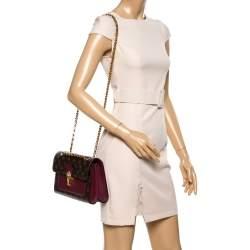 Louis Vuitton Raisin Monogram Canvas Victoire Bag