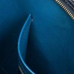 Louis Vuitton Limited Edition Monogram Mirage Delft Exotic Bag