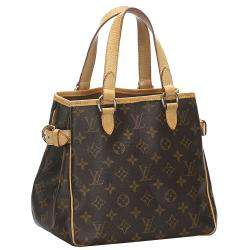 Louis Vuitton Monogram Canvas Batignolles Vertical PM Bag