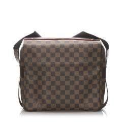 Louis Vuitton Damier Ebene Naviglio Bag