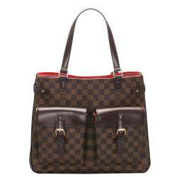 Louis Vuitton Damier Ebene Canvas Uzes bag