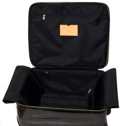 Louis Vuitton Vert Bronze Monogram Vernis Pegase 45 Suitcase
