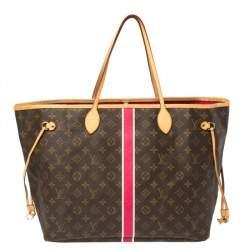 Louis Vuitton Monogram Canvas My LV Heritage Neverfull GM Bag