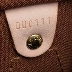 Louis Vuitton Mon Monogram Canvas Speedy 30 Bag