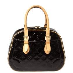 Louis Vuitton Amarante Monogram Vernis Summit Drive Bag