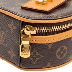 Louis Vuitton Monogram Canvas Boite Chapeau Necklace
