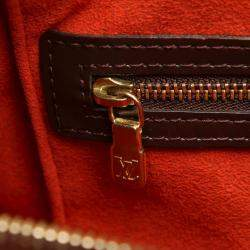 Louis Vuitton Damier Ebene Canvas Venice Sac Plat Bag