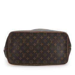 Louis Vuitton Brown Monogram Canvas Palermo GM Tote Bag