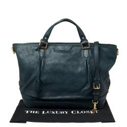 Louis Vuitton Marine Mahina Leather Stellar PM Bag