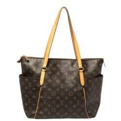 Louis Vuitton Monogram Canvas Totally MM Bag