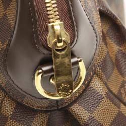 Louis Vuitton Brown Damier Ebene Canvas Trevi PM Bag