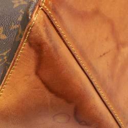 Louis Vuitton Brown Monogram Canvas Cabas Mezzo bag