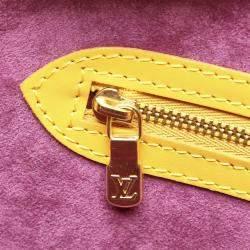 Louis Vuitton Yellow Epi Leather Saint Jacques Long Strap PM Bag