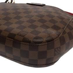 Louis Vuitton Damier Ebene Canvas South Bank Besace Bag