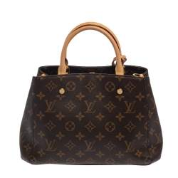 Louis Vuitton Monogram Canvas Montaigne BB Bag