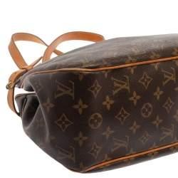 Louis Vuitton Monogram Canvas Batignolles Horizontal Bag