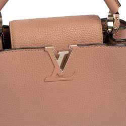 Louis Vuitton Magnolia Taurillon Leather Capucines BB Bag