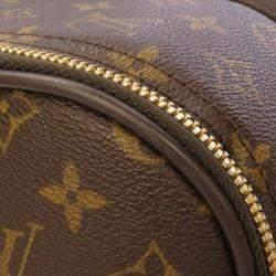 Louis Vuitton Brown Monogram Canvas Pegase 65 Suitcase Bag