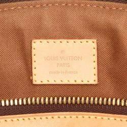 Louis Vuitton Brown Monogram Canvas Tivoli PM Bag