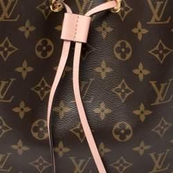 Louis Vuitton Monogram Canvas and Leather NeoNoe Bag