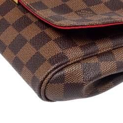 Louis Vuitton Damier Ebene Canvas Favorite MM Bag
