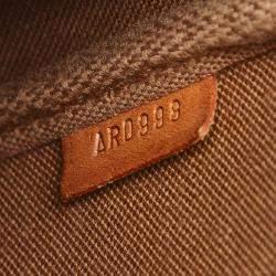 Louis Vuitton Brown Monogram Canvas Pochette Accessoires Bag