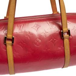 Louis Vuitton Pink Monogram Vernis Papillon 30 Bag