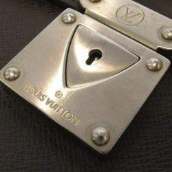 Louis Vuitton Brown Taiga Leather Robusto 3 Briefcase