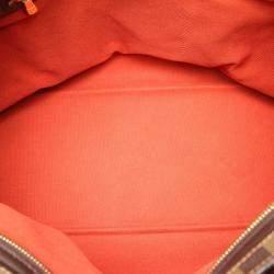 Louis Vuitton Brown Damier Ebene Canvas Chelsea Bag