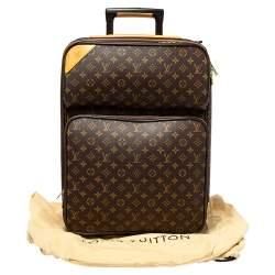 حقيبة لوي فيتون بيغاز 55 كانفاس مونوغرامي
