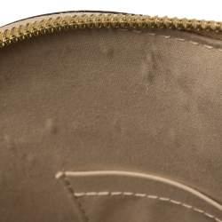 Louis Vuitton Dune Monogram Vernis Leather Alma PM Bag
