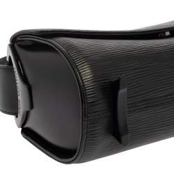 Louis Vuitton Black Epi Leather Nocturne PM Bag