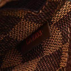 Louis Vuitton Damier Ebene Canvas Geronimos Bag