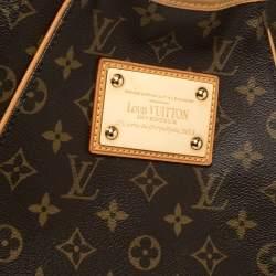 Louis Vuitton Monogram Canvas Galliera PM Bag
