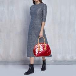 Louis Vuitton Pomme D'amour Vernis Summit Drive Bag
