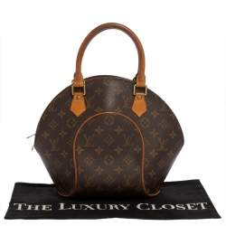Louis Vuitton Monogram Canvas Ellipse PM Bag